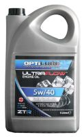 5W40 FULLY SYNTHETIC ENGINE OIL 5 LITRE CAR FS A3 B4 5 L 5 40 5W 40 OPTILUBE